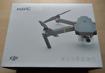DJI Mavic Pro Fly More Combo - A+ Condition - 6 Flights -Extras