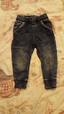 Next Boys Soft Jeans Size 18-24 Months