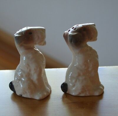 Wire Hair Fox Terrier Salt & Pepper, made in Japan - Asta and Alma