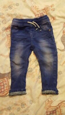 Next Boys Soft Jeans 12-18 Months