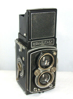 Rolleiflex Automat TLR Camera for SPARES OR REPAIRS ONLY - NO RETURN