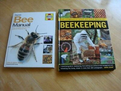 Buzz Beekeepers Jacket , Fencing Veil + 2 Books