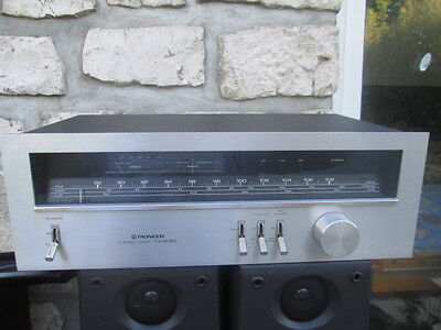 Superbe Tuner Pioneer Tx-608L Blue Line Vintage Expedition Possible