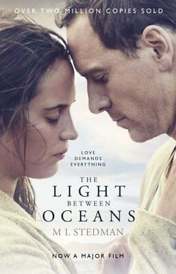 The Light Between Oceans: Film tie-in by M L Stedman Brand New Paperback Book