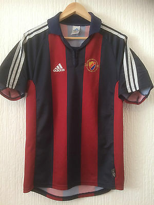 Vintage Old Original Stockholms Stolthet Adidas Football Shirt