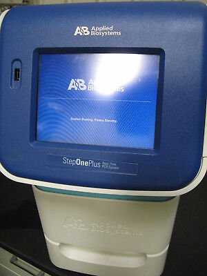 Applied Biosystems 4376592 Real Time Pcr System, Step One Plus