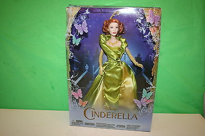 Disney Cinderella Lady Tremaine Doll Mattel