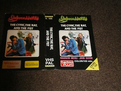 Vhs Pre Cert Covers Batch Two.