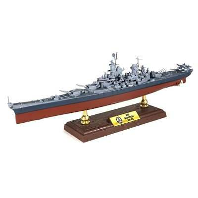 Forces of Valor 1:700 UN861003 Iowa-class Battleship USS Missouri Okinawa 1945
