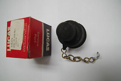 NOS Lucas Land Rover Military 6 Way Light Switch Dust Cover & Chain 54333978