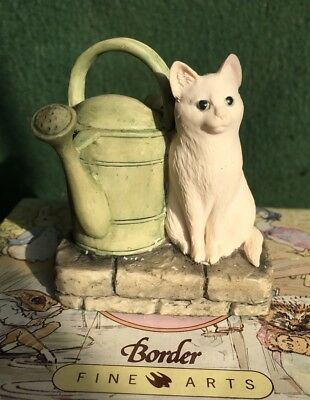 Border Fine Arts Beatrix Potter - Cat With Watering Can