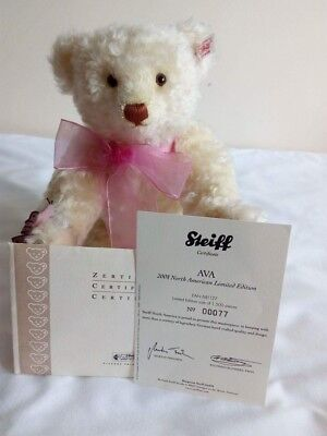 Steiff Ava The Butterfly Bear - North American Exclusive Ean 681127