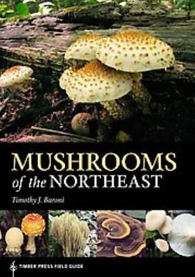 Mushrooms Of The Northeastern United States And Eastern Canada - Baroni, Timothy