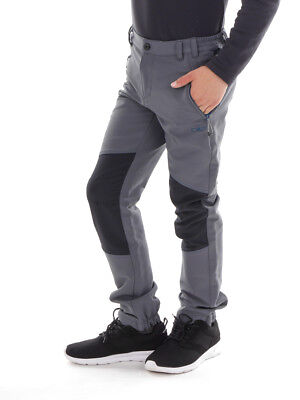 CMP Multi Tracksuit Bottoms functional pants grey dryfunction UV-Filter Outdoor