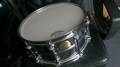 PEARL IAN PAICE SNARE DRUM IP1465 14 x 6,5 Zoll Stahl