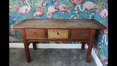 19Th Century Chinese Velnacular Coffer