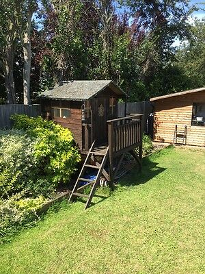 Childs Treehouse. Playhouse, Summerhouse