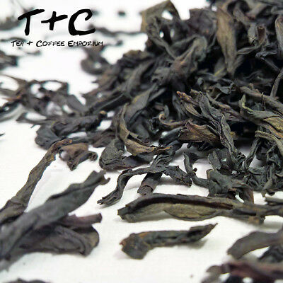 Oolong Da Hong Pao Wuyi - DaHongPao Big Red Robe Chinese Oolong Rock Tea 10-200g