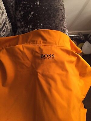 Hugo Boss Open Golf 2017 Marshal Jacket