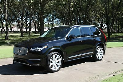 2016 Volvo XC90 T6 Inscription AWD MSRP $66855 2016 Volvo XC90 T6 Inscription AWD MSRP $66855