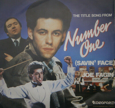 Joe Fagin – Number One (Savin' Face) Label: Towerbell Records – TOW A 46