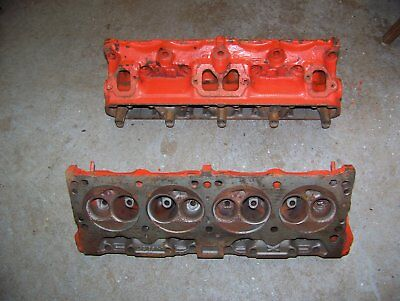Mopar 1968 - 69 340 X Heads
