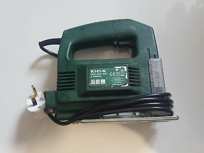 Atlantic Electric Jigsaw K141 350W Tilt Tilting Adjustable Dust 99P No Reserve