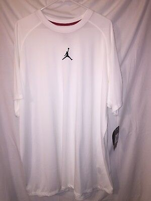 deff74d20fa Nike Jordan Dri-FIT Dominate Fitted Training T-Shirt 465072 New With Tags