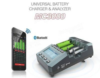 SKYRC Multi-Chemistry Universal Charger And Analyzer W/ Bluetooth MC3000 OZRC