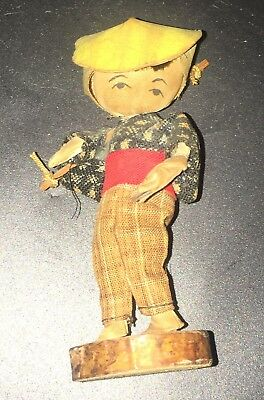 Haunted China Man Handmade Chinese Torture Doll