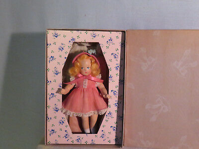 Madame Alexander Tiny Betty,1941, Honeyette, mint in very early box, excellent