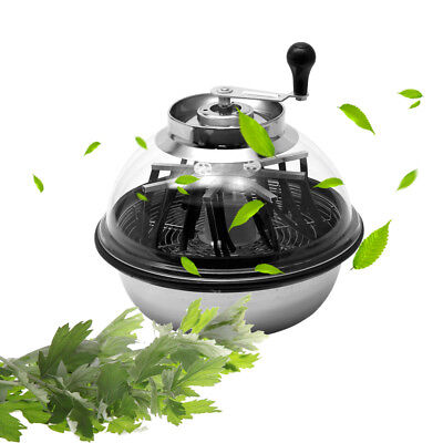 "16"" Hydroponic Manual Bowl Trimmer Leaf Bud Reaper Cutter Spin Grow Trim"