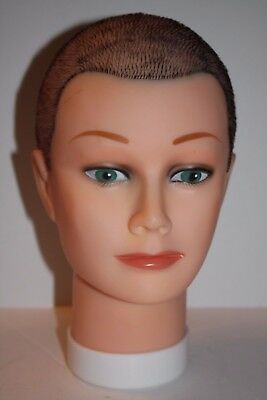 Mannequin Head by Danneyco. Art No. 2-b