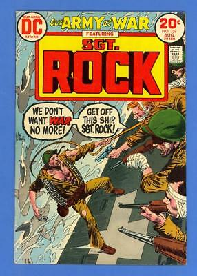 Our Army At War #259 – Dc Comics (1973) – Sgt. Rock!