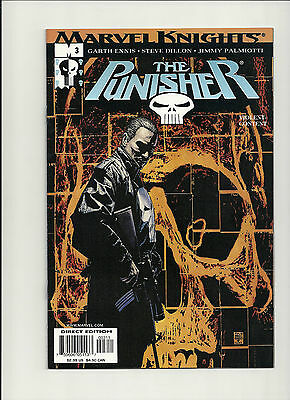 Punisher  #3 NM Vol 4