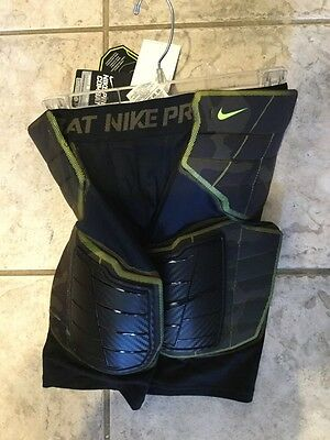 Nike Pro Combat Football Base Layer Hyperstrong  New W Tag Nwt Youth Large