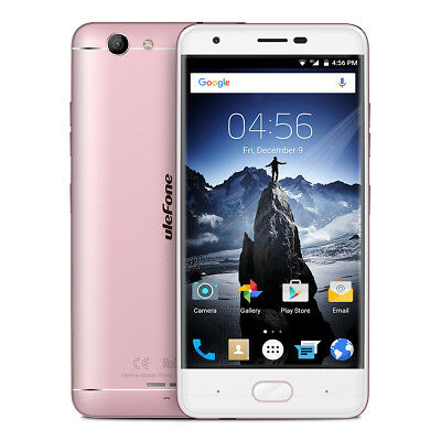 5'' Ulefone U008 Pro Smartphone 4G Android 6.0 2/16GB Móvil libres 2*SIM 8MP HD