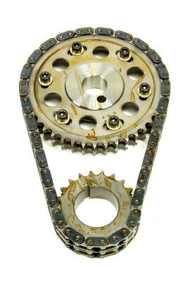 ROLLMASTER Double Roller Gold Series SBF Timing Chain Set P/N CS3240