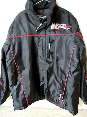 T & R   KELLY RACING   Black  LINED JACKET  *Size SMALL     Like New   FREE POST