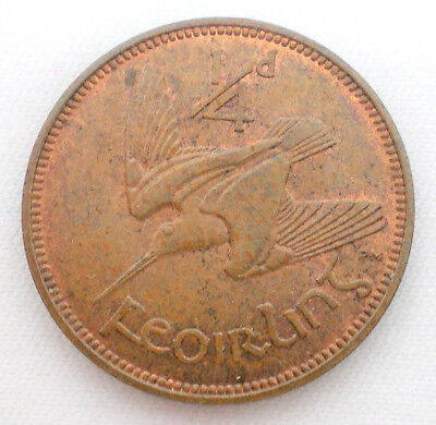 ¼ Penny (Farthing),1966, Irland, 17/07/69