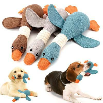 Pet Dog Sound Toys Solid Resistance To Bite Playable Funny Pets Toy 32cm Gift