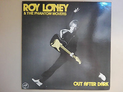 Roy Loney & The Phantom Movers - Out after Dar lp- VINILE