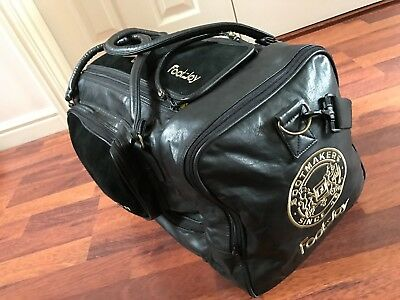 Footjoy Golf Holdall Real Leather Brand New
