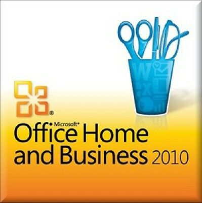 Microsoft Office 2010 Home and Business Vollversion ESD Expressversand E-Mail