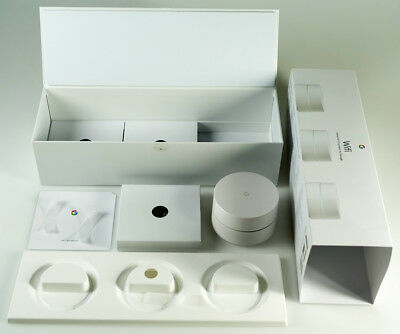Google Wifi AC1200 1 PACK Dual-Band Whole Home Mesh System NEW free shipping