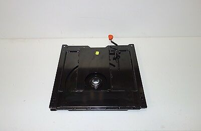 Motorhome, Camper van race  Front seat swivel base tested Drivers Citroen relay