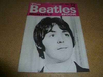 THE BEATLES BOOK MONTHLY # 73 Magazine August 1969 Reprint