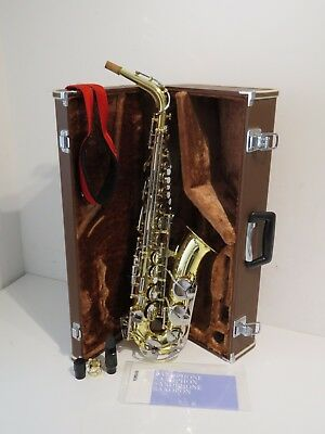 Yamaha YAS-25 Alto Saxophone Outfit – Ideal Student Instrument