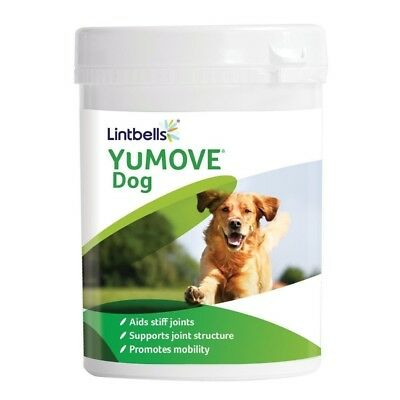 YuMOVE Lintbells Dog Joint Supplement for  Stiff and Older Dogs (300 Tablets)