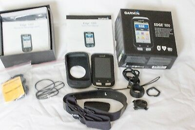 garmin edge 1000 with accessories...In very good condition